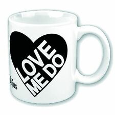 The BEATLES - Love Me Do - Coffee Mug - Tasse - Kaffeebecher - Neu