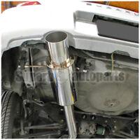 For 02-07 Subaru Impreza WRX STI 2.0L 2.5L Stainless N1 Catback Exhaust System