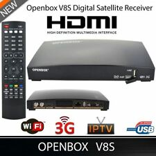 Openbox V8S Digital Freesat PVR Full HD TV Satellite Receiver Box IPTV US Norm