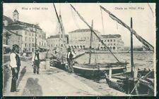 Croazia Croatia Sebenik Sebenico postcard cartolina QT5970