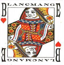 BLANCMANGE what's your problem U.K. LONDON 45rpm_1986 near mint  BLANC-9