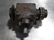 "Browning Bevel Gear Box 6HB1-LR10 Bevel Gear Box 1:1 Approx 1"" Shaft Dia 1"""