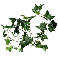 5x 9ft Artificial Fae Faux Ivy Vine Plant Garland,Sweet potato leaves Gift xmas