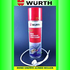 WURTH PREMIUM DPF DIESEL PARTICULATE FILTER CLEANER TREATMENT 400ml