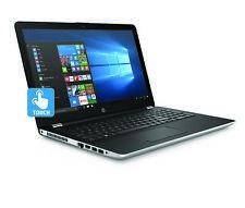 "HP 15-bs070wm, 15.6"" Touch Laptop, Windows 10,  i5-7200U CPU, 8GB RAM, 1TB HDD"