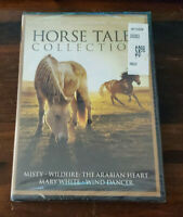 NEW Misty, Mary White, Wind Dancer, Wildfire Horse Tales Collection (2011) DVD