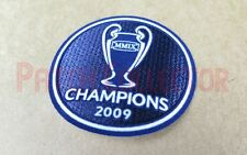 UEFA Champions League Winner 2008-2009 Barcelona Soccer Patch / Badge
