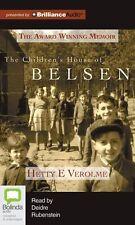 Hetty E VEROLME / The CHILDREN'S HOUSE OF BELSEN        [ Audiobook ]