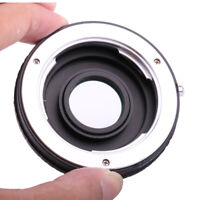 For Minolta MD Lens to Sony Alpha Minolta AF MA Mount Adapter Optical Glass