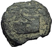 HEROD ARCHELAUS GREAT's son Biblical JERUSALEM Jewish Ancient Greek Coin i63460