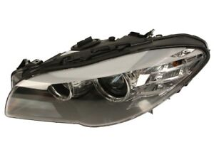 For BMW F10 528i 550i M5 Front Driver Left Headlight Assembly Hella 010131051
