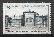 Francia 1954 Yvert nº 988 Verja Palacio Versalles usado
