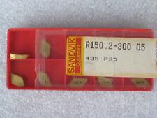 10 Stechplatten      N150.2-300 05     435      Sandvik       5471