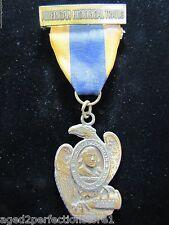 Old 'BENJAMIN FRANKLIN' UNION FIRE Co PHILA American Historical Trails Medallion