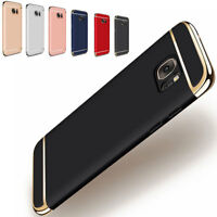 Luxury Slim Electroplate Shockproof Phone Case Cover For Samsung Galaxy S6 Edge
