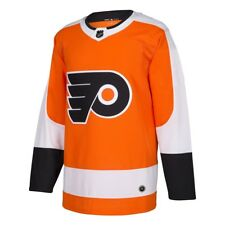 adidas Philadelphia Flyers NHL Hockey Jersey Mens Size 54 Orange White  Climalite fa326d4fd