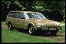 354075 Rover Sdi Estate AUTO PROTOTIPO 1976 a4 foto stampa