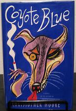 Coyote Blue by Christopher Moore- Signed 1st HC Edn.