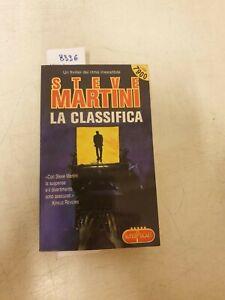 La classifica di Steve Martini formato tascabile