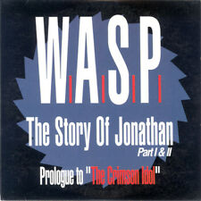 W.A.S.P. ‎The Story Of Jonathan Part I & II Prologue To The Crimson Idol Rare