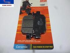 PASTICCHE PASTIGLIE POSTERIORE SBS CERAMIC SH 300 SH 125 150 DAL 2010 FORZA