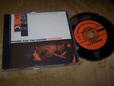 CAPDOWN : POUND FOR THE SOUND CD ALBUM HAUS043 2001 SKA PUNK RANCID