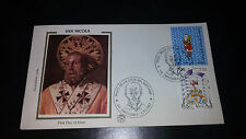 FDC Filagrano Vaticano 1987 San Nicola busta n.2