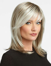 WATCH ME WOW Wig by RAQUEL WELCH, SS15/24 Shaded Champagne, CLEARANCE Lace Front