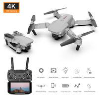 E88 Pro Drone mit HD Kamera für Erwachsene WIFI FPV Live Video Faltbare Drone
