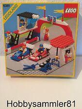 Lego® 6381 Legoland Motor Speedway / Neu und OVP