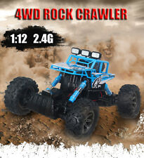 1/12 Off Road Remote Control 4WD 2.4G Racing Rock Crawler Scale RC RTR Car