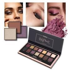 14 Color Cosmetic Matte Eyeshadow Cream Eye Shadow Makeup Palette Shimmer Set