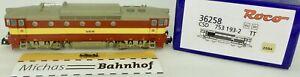 Roco 36258 TT Csd 753 193.2 Diesel Locomotive Dss EP V New Boxed 1:120 HL6 Μ