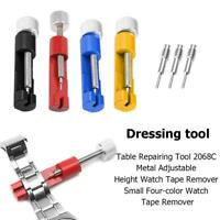 Watch Band Remover Kit Adjustable Watches Strap Belts Spare Parts Repair Tools