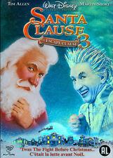 SANTA CLAUSE 3 - THE ESCAPE CLAUSE - TIM ALLEN - MARTIN SHORT DVD - SEALED NIEUW