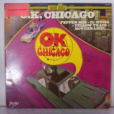 Résonance / The Peppers – O.K. Chicago - 2 × Vinyl, LP, Compilation - FR 1975