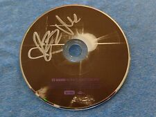 ZZ Ward Signed Autographed CD b