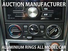 Mazda Miata  NB2 1998-2005 Anneaux De Ventilation Chromes Aluminium x3