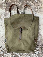 ww2 WH original german backpack - Rucksack - mochila alemana
