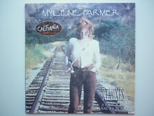 Mylene Farmer double maxi 33Tours vinyles California