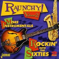 Raunchy Vol 2: More Instrumentals - Rocking Into The Sixties [CD]