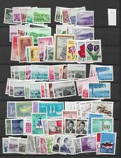 1960 MNH Turkey year collection postfris**