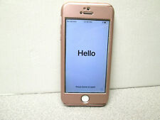 WIFES OLD PHONE - IPHONE SE AT&T 16GB ROSE GOLD - NEVER A PROBLEM
