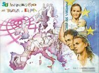 Vatikanstadt Bloque 30 (completa.edición.) nuevo con goma original 2007 romana C