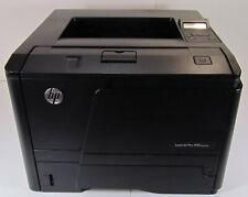 HP LaserJet Pro 400 M401dne Printer - 1948 Page Count