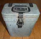 RARE boite Alu militaire caisse de la Marine Phoscars ww2 1935