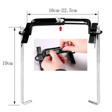 Car Metal_Storage Battery Holder Adjustable Stabilizer Rack Mount Bracket Stand