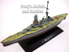 Japanese Battleship Hiei 1/1100 Scale Diecast Model Ship by Eaglemoss
