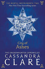 The Mortal Instruments 2: City of Ashes,Clare, Cassandra,New Book mon0000130997