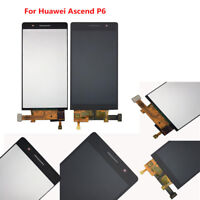 "For Huawei Ascend P6 4.7"" Replace LCD Display Touch Screen Digitizer Assembly"